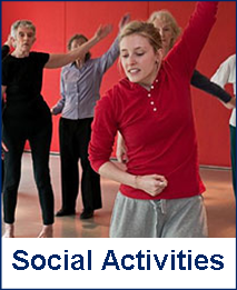 Social Activities Icon