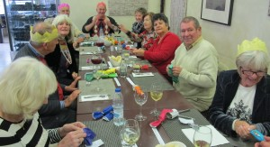 EyM Volunteer Lunch 2014 Dec